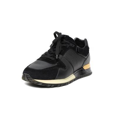 Louis Vuitton Size 38 Black Sneakers