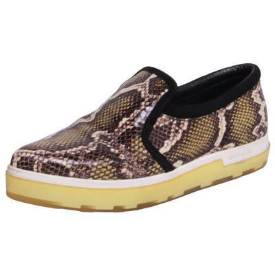 Jimmy Choo Size 35.5 Shoes Emboss