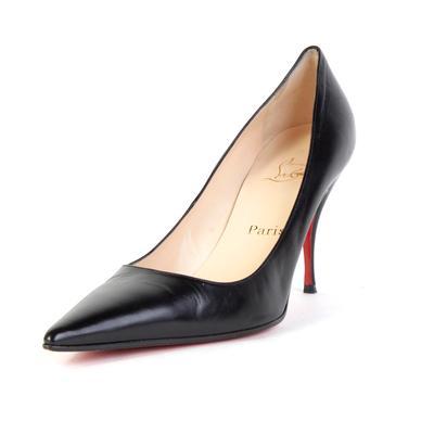 Christian Louboutin Size 41 Black High Heel