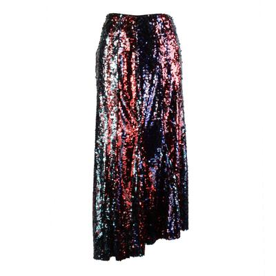 Rachel Zoe Size 4S Multi Sequin Skirt