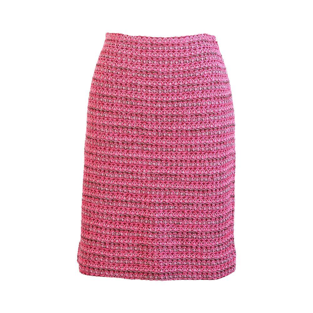 St.John Size 6 Pink Skirt