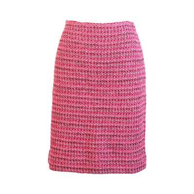 St. John Size 6 Pink Skirt