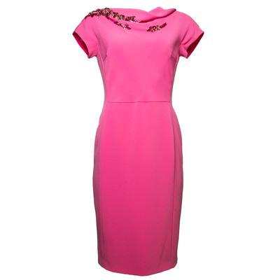 Escada Size 36 Pink Dress