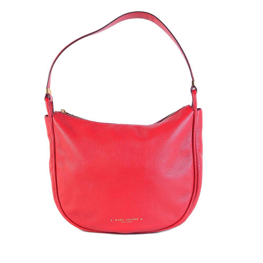 Marc Jacobs Red Leather Handbag