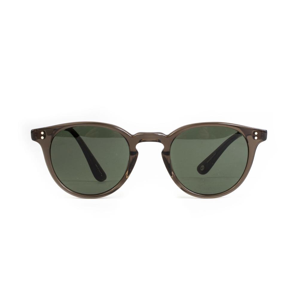 Garret Leight Brown Sunglasses