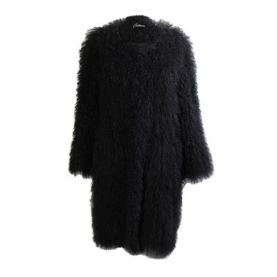 Cedrics Size Medium Tibetan Lamb Fur Jacket