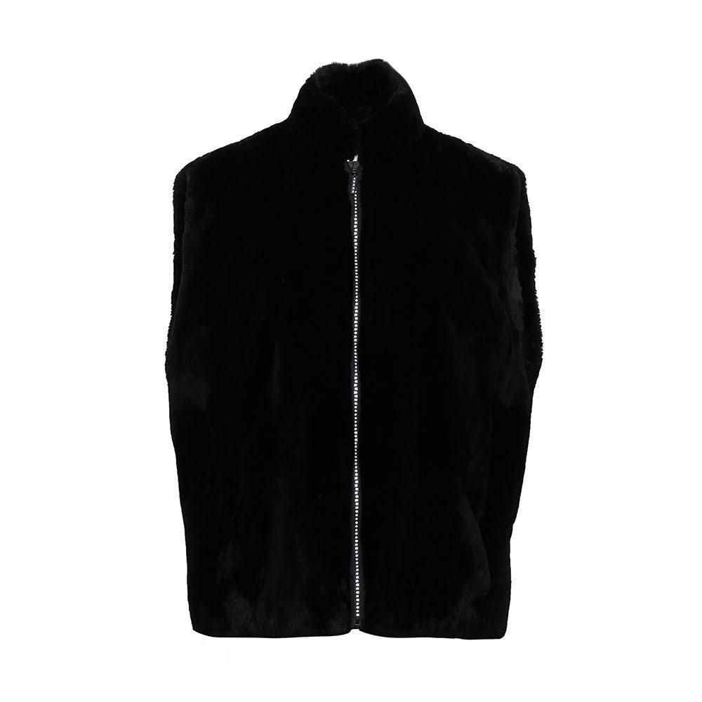 Carl W.Herrmann Size M/L Fur Vest