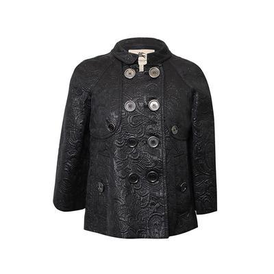 Burberry Size 4 S Brocade Jacket