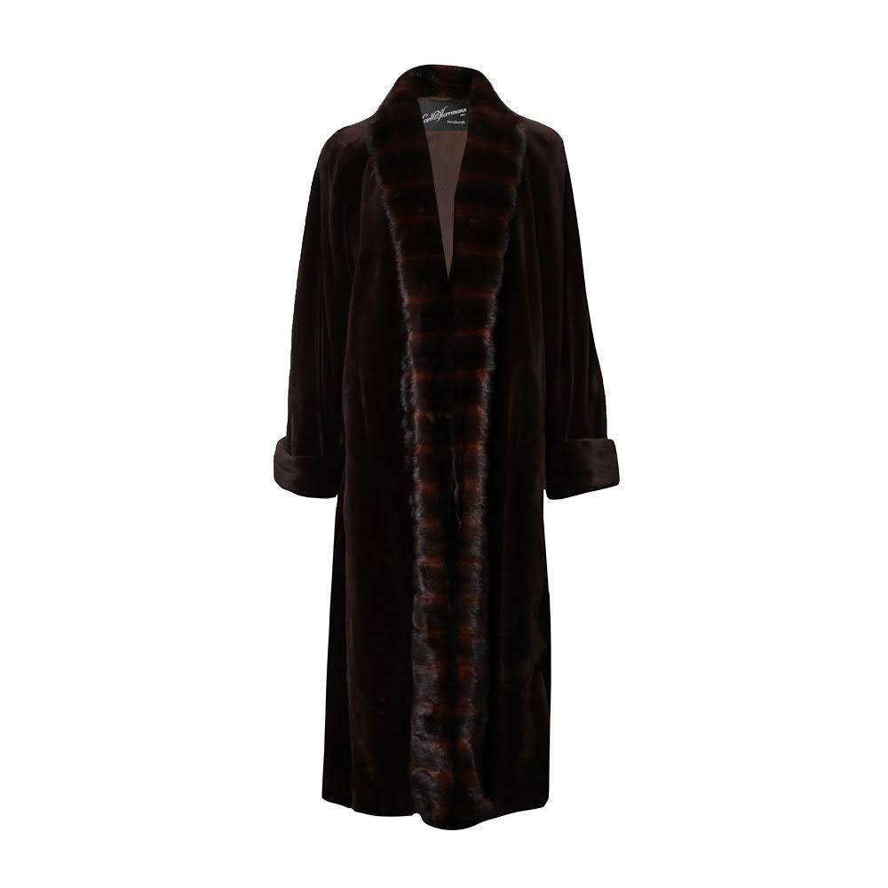 Carl W.Herrmann Size S/M Fur Coat