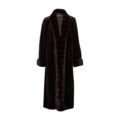 Carl W. Herrmann Size S/M Fur Coat