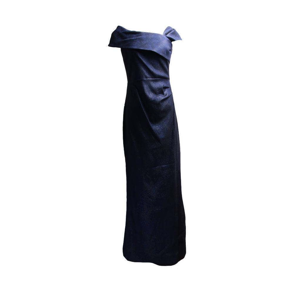 Teri Jon Size 6 Maxi Dress