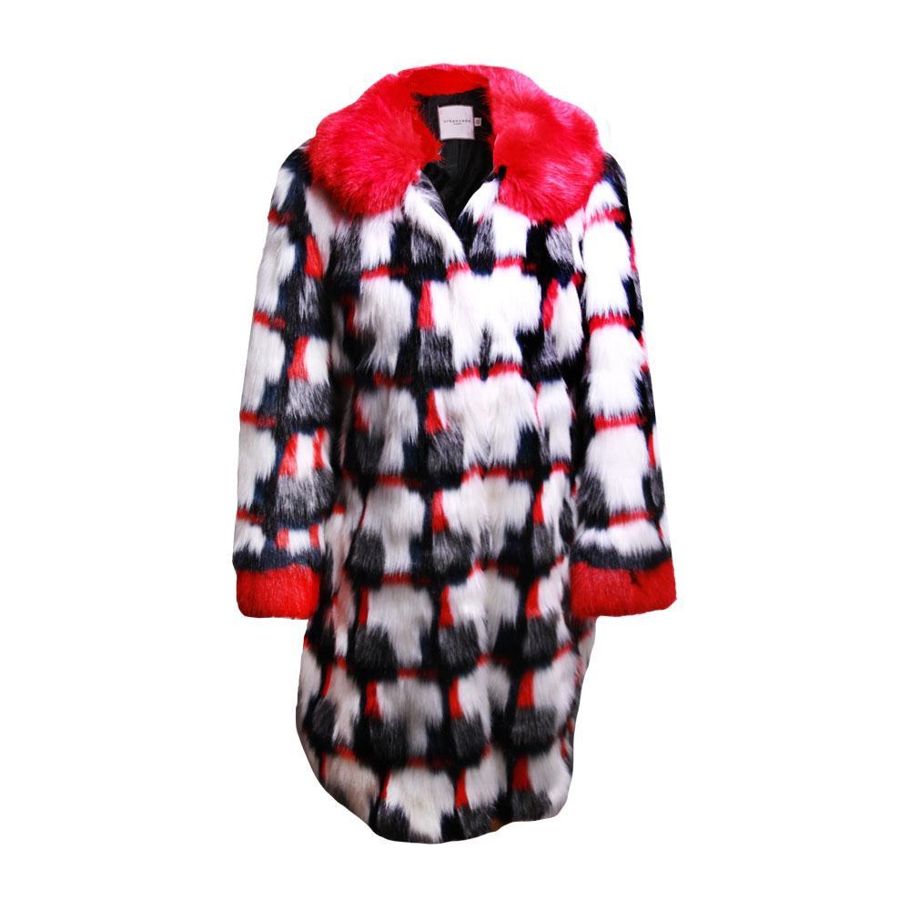 Urbancode Size 10 Faux Fur Jacket