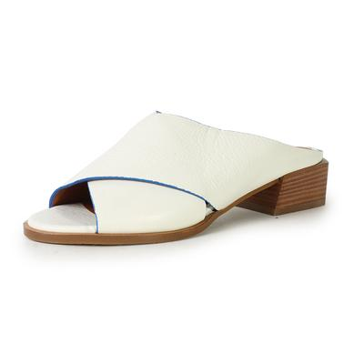 Aquatalia Size 9 Mule Sandal