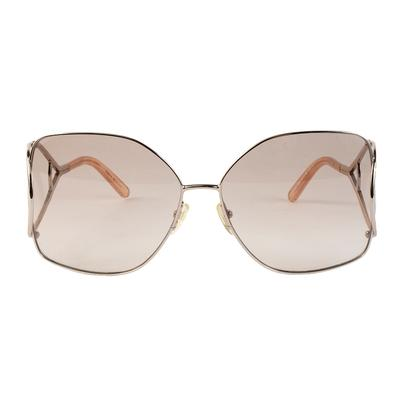 Chloe Pink Ombre Sunglasses