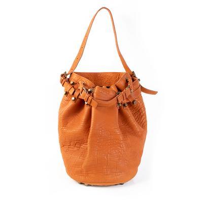Alexander Wang Orange Bucket Handbag
