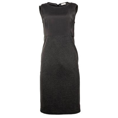 Brunello Cucinelli Size Medium Grey Dress