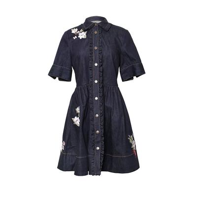 Kate Spade Size 6 Denim Dress