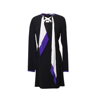 Costume National Size Small Black Dress