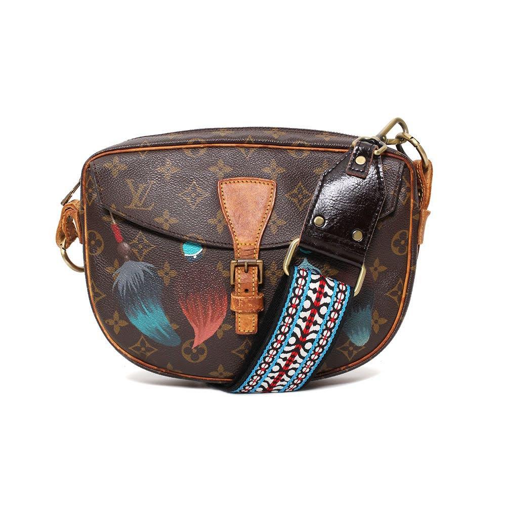 Louis Vuitton Hand Painted Mono Bag