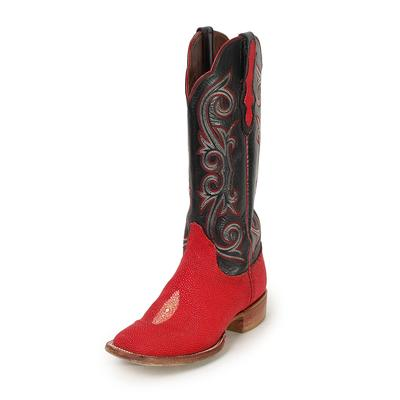 Black Jack Stingray Size 7 Cowboy Boots