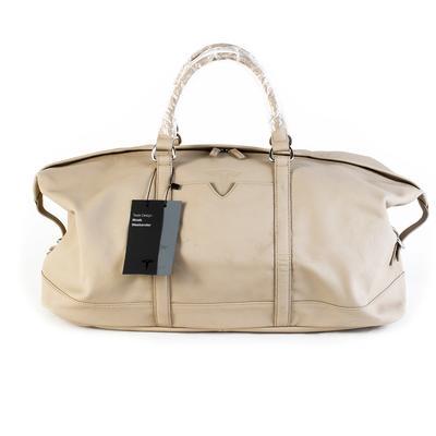 Fall / Cream Tesla Bag