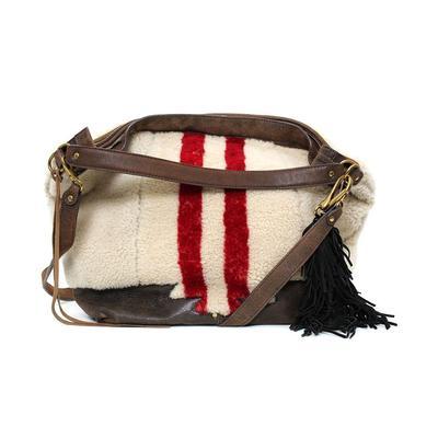 Jerome Dreyfuss Furry Bag