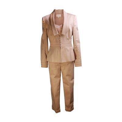 Zac Posen Size 6 3 Piece Suit Set