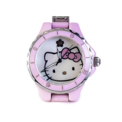 Kimora L Simmons Hello Kitty Pink Watch