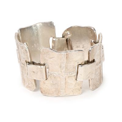 Tony Davis Ingot Link Bracelet
