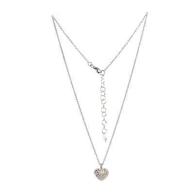 Anna Beck 925 Heart Pendant Necklace