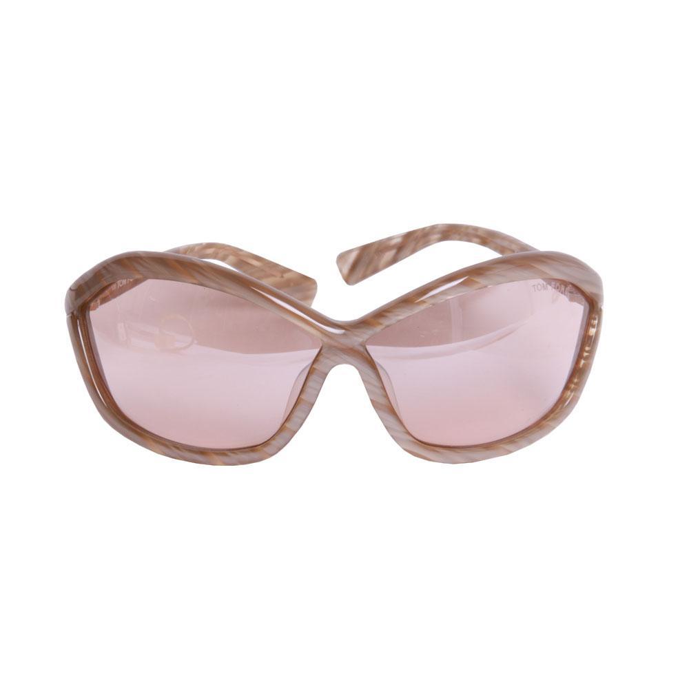 Tom Ford Marbleized Sunglasses