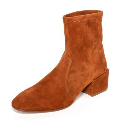 Stuart Weitzman Size 8 Brown Suede Boots