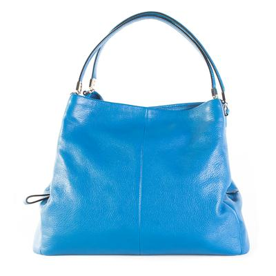 Coach Blue Madison Bag