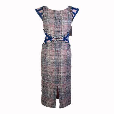 Chanel Size 36 Pink Maxi Dress