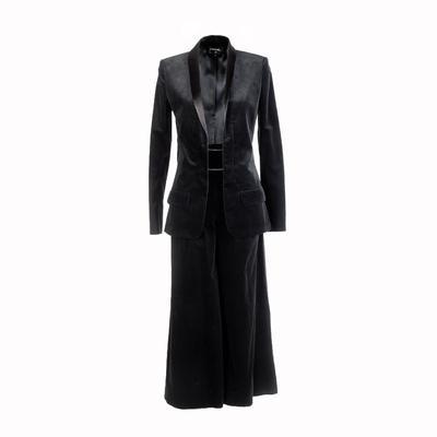 Chanel Size 36 Navy Pant Jacket