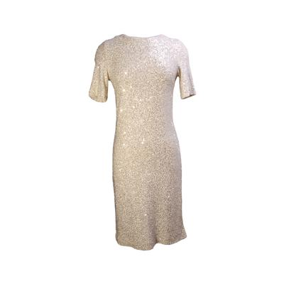Amina Rubinacci Size 42 Short Dress