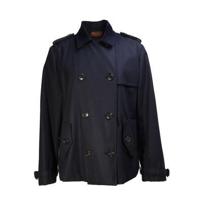 Loro Piana Size 46 Cashmere Coat