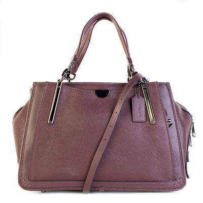 Coach Burgundy Dreamer Bag