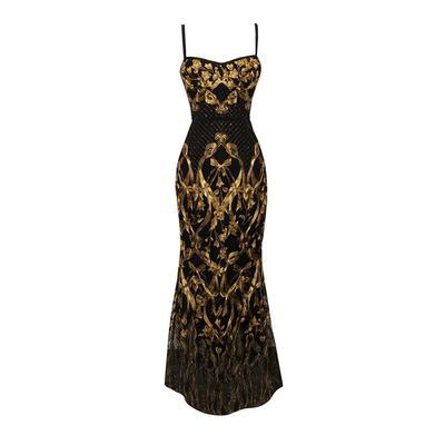 Marchesa Notte Size 2 Embr. Gown