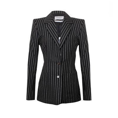 Yves Saint Laurent Size Medium Stripe Blazer