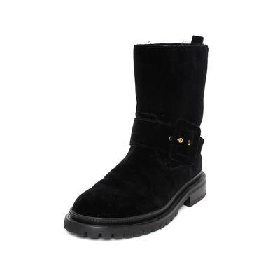 Olautrechose Size 39 Velvet Boots