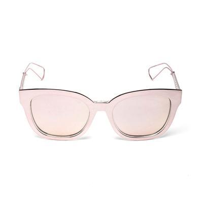 Christian Dior Diorama Pink Metal Sunglasses