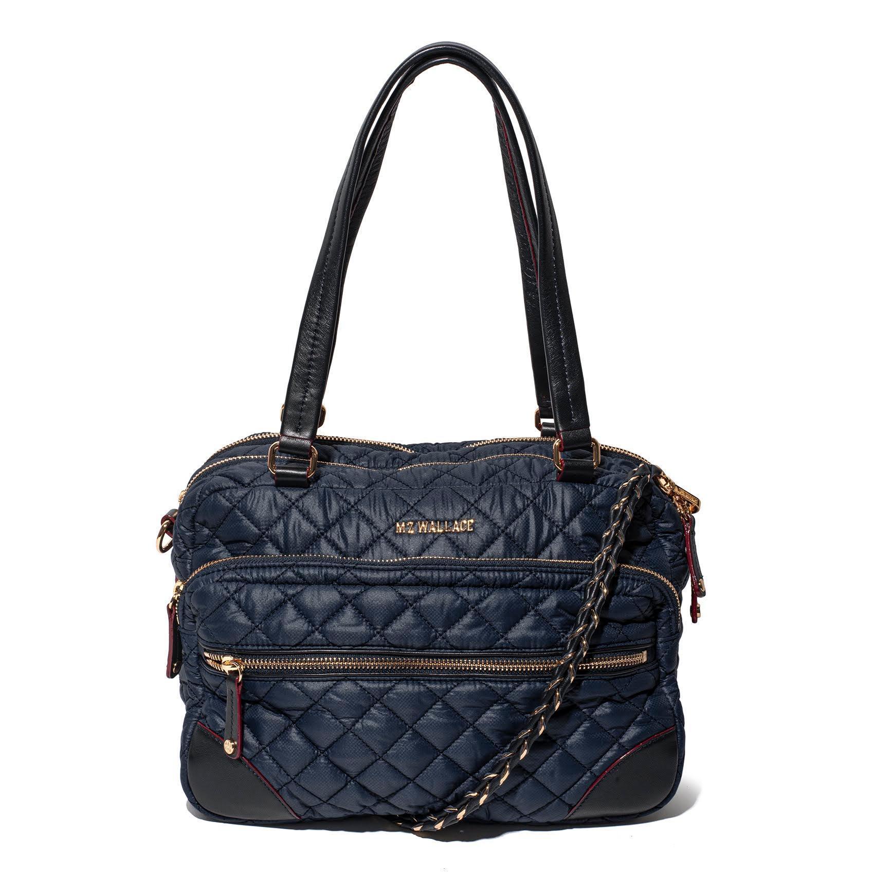 Mz Wallace Crosby Quilted Handbag