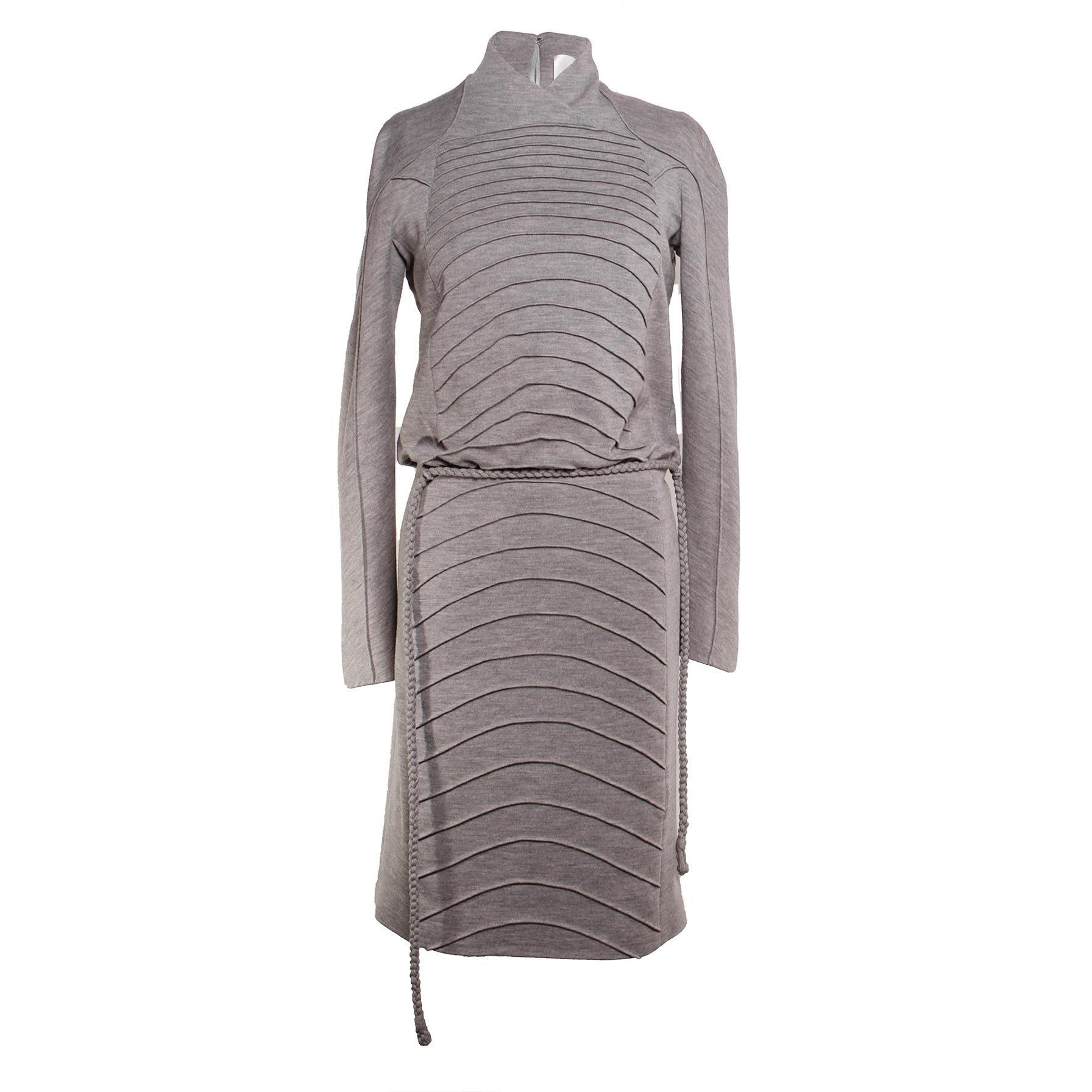 Chado Ralph Rucci Size 2 Pin Pleat Dress