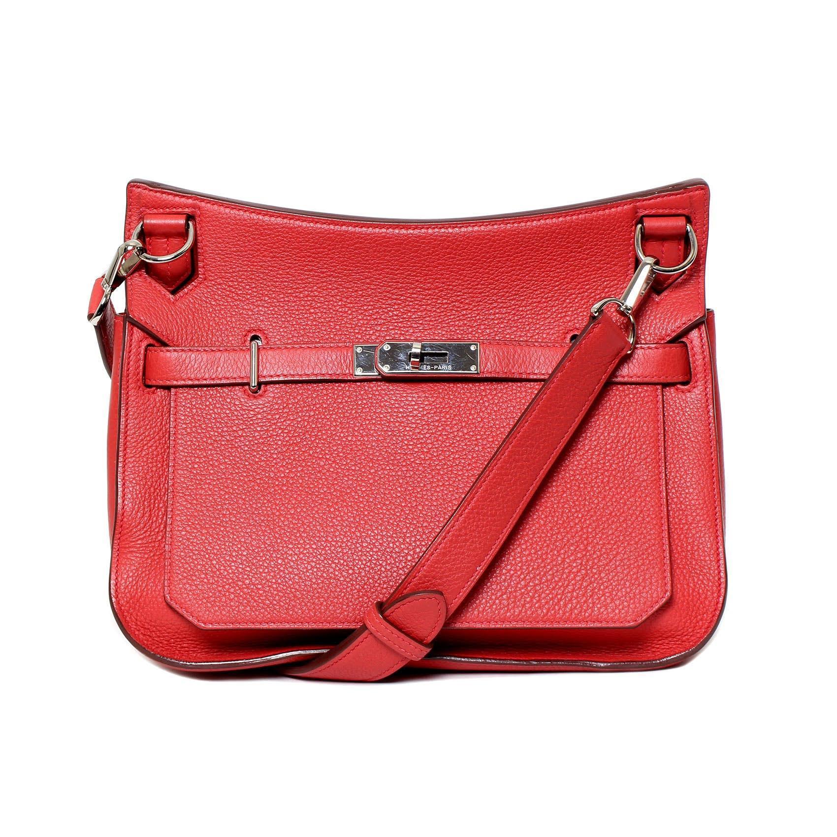 Hermes Jypsier Crossbody Bag