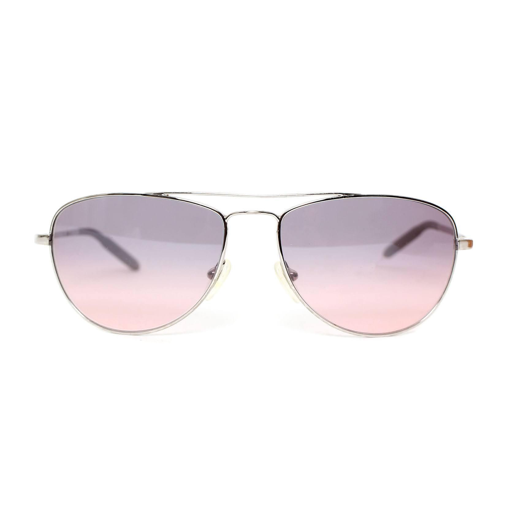 Mosley Tribes Metal Aviator Sunglasses