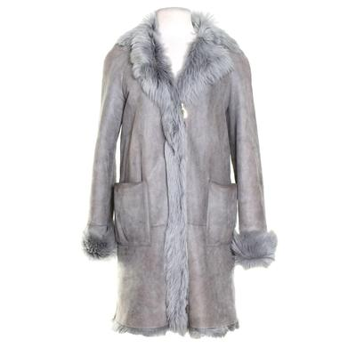 Emilio Pucci Size 6 Shearling Coat