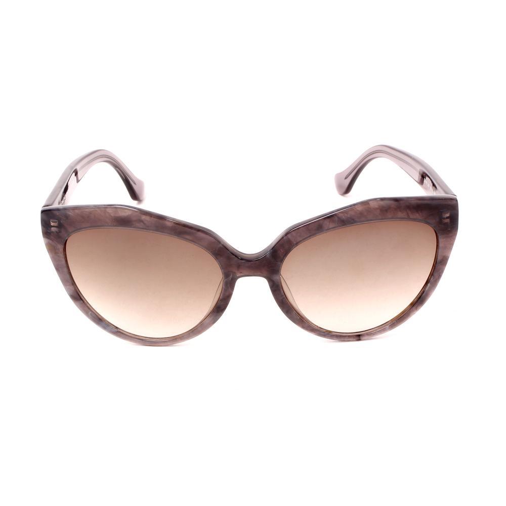 Balenciaga Marble Cat Eye Sunglasses