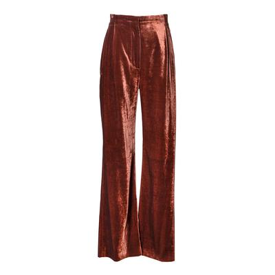 Brunello Cucinelli Size 4 Velvet Pants