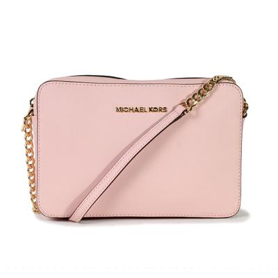 Michael Kors Jet Set Pink Messenger Bag